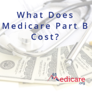 what does medicare part b cost