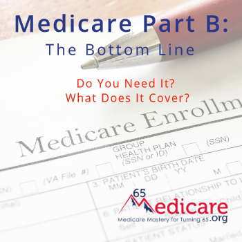 what does medicare part b cover
