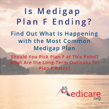 is medigap plan f ending