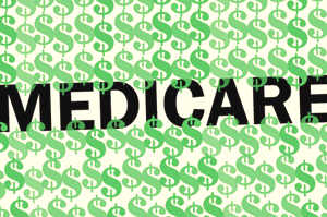 group insurance plan costs vs. medicare costs