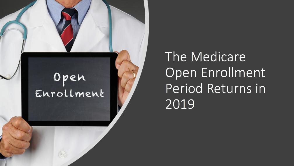 Medicare S New Open Enrollment Period Oep Last Chance